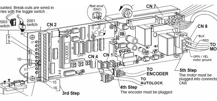 horton 4100 wiring diagram
