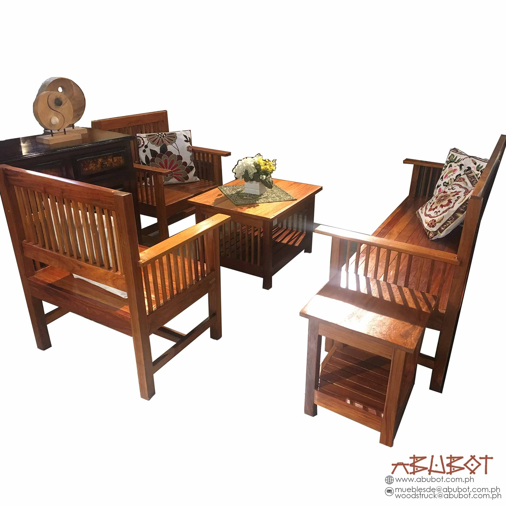 Sala Set Narra Woodstruck Home Furnishings Inc