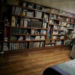 Biblioteca Fernandez and Book Stores