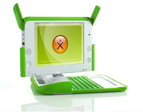 OLPC is here!