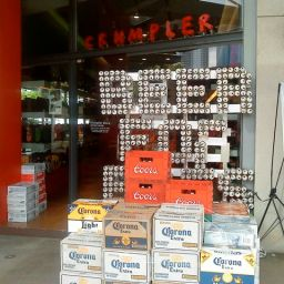 Crumpler High Street overflowing with Corona and Cheetos