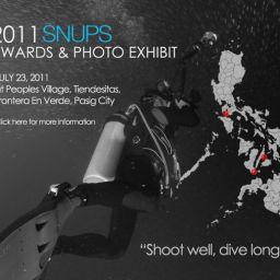 The Biggest Underwater Photo Exhibit in the Philippines