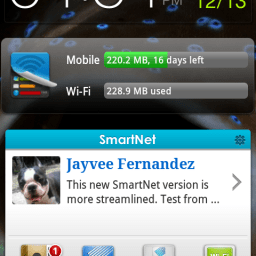 Download SmartNet from Android Marketplace