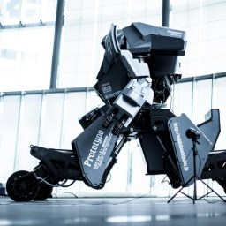 Holy sh– Japan is selling 'KURATAS' fully pilot-able mechs starting at USD 1.3 million