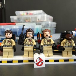Photo Review: LEGO Ghostbusters Ecto-1 (#21108)