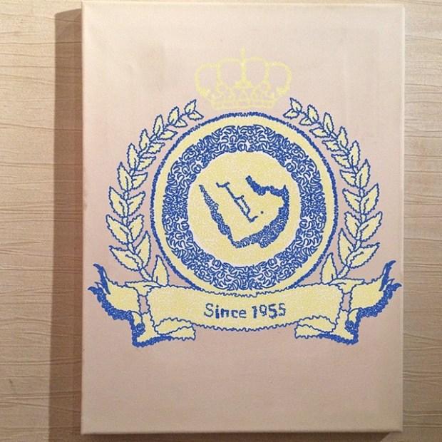 رسم شعار نادي النصر السعودي