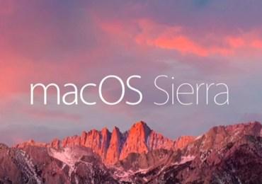 بعضاً من ميزات نظام Mac الجديد MacOS Sierra نظام MacOS Sierra