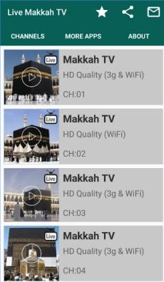 Live-Makkah