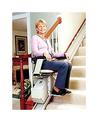 Stair Lifts for Getting Seniors Upstairs - AgingCare.com