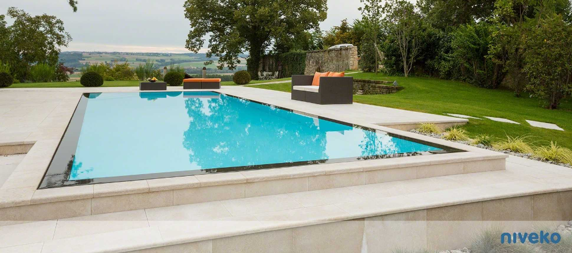 Pool Ecken Reinigen Niveko Pools Polystone Becken Pp Pools Polypropylen Becken Ac