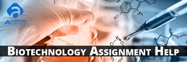 Biotechnology Assignment Help US UK Canada Australia New Zealand