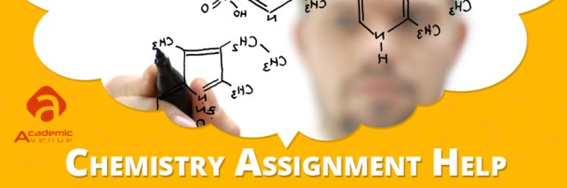 Chemistry Assignment Help US UK Canada Australia New Zealand