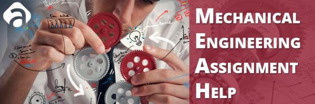 Mechanical Engineering Assignment Help US UK Canada Australia New Zealand