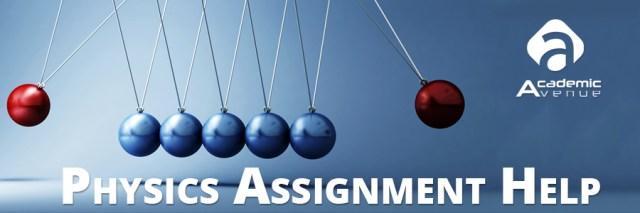 Physics Assignment Help US UK Canada Australia New Zealand
