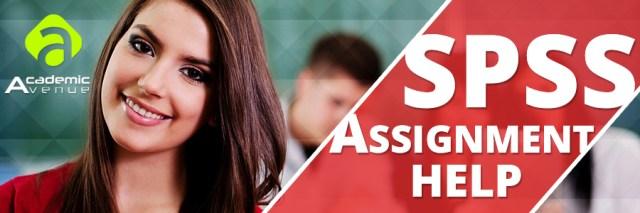 SPSS Assignment Help US UK Canada Australia New Zealand