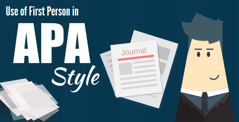 Use of First Person in APA Style