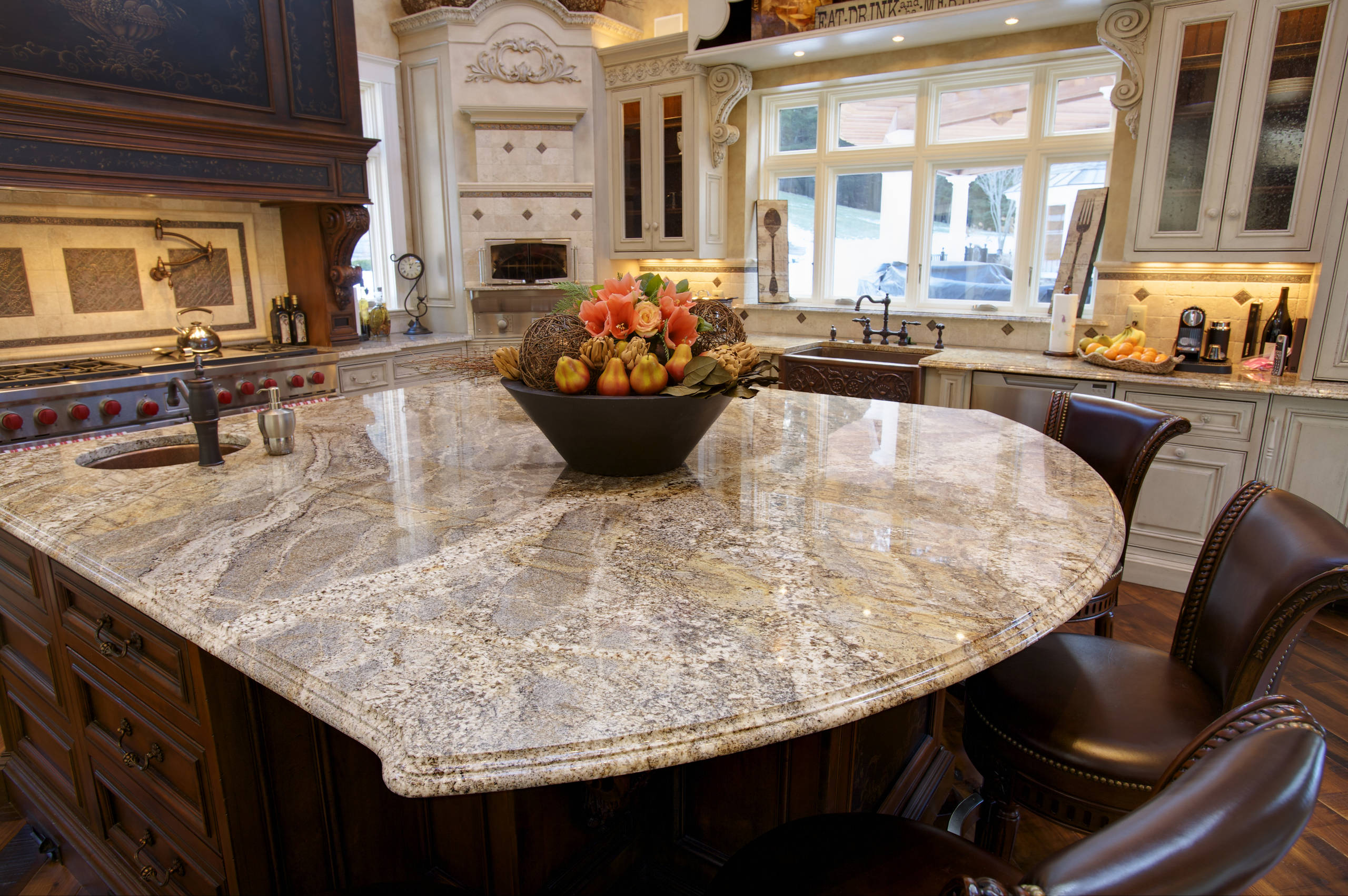Quartz Countertop Edges Bethel Ct And Rye Ny Countertop Fabrication