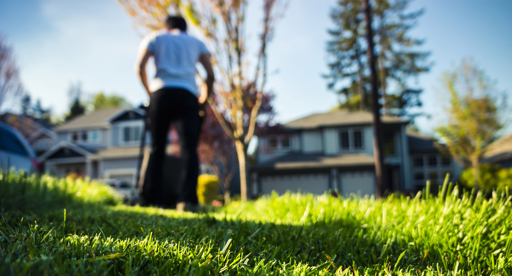 how to get lawn care customers