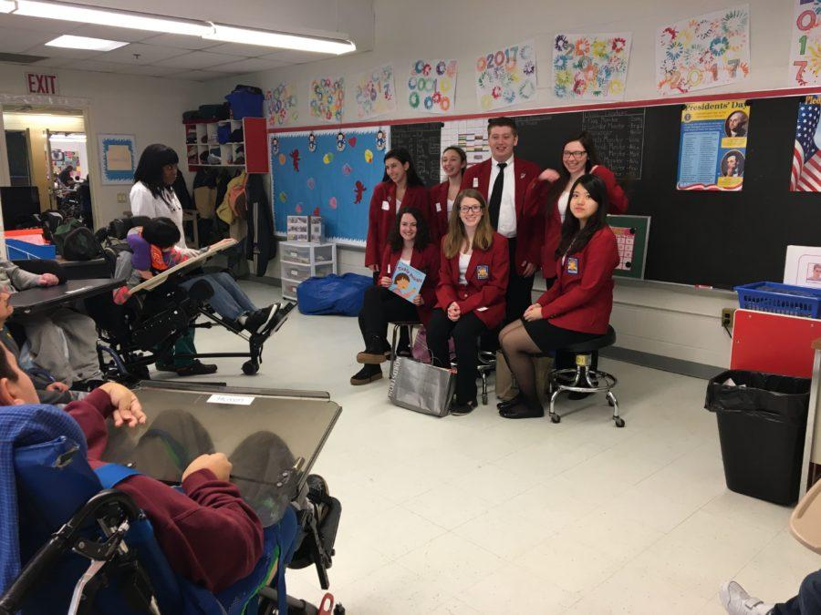 BCA\u0027s SkillsUSA Chapter Goes Beyond the Classroom for Community