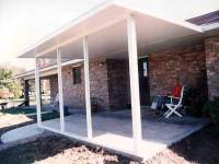 Insulated Patio Cover  Acadiana Patios & Construction