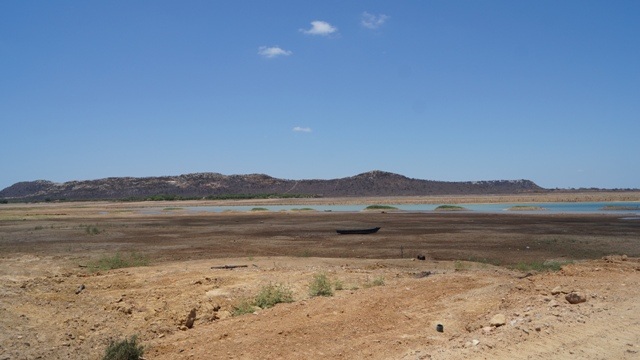 barragem seca