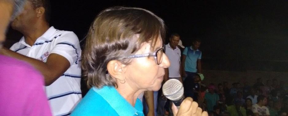 Vice-prefeita de Pilão Arcado entregará chaves a Mundoca em janeiro; prefeito e seu grupo já reconhecem derrota