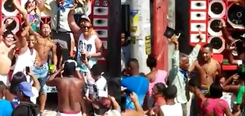 "Em vídeo, pastor Isidório dança hit ""louca pra sentar na minha piroca"""