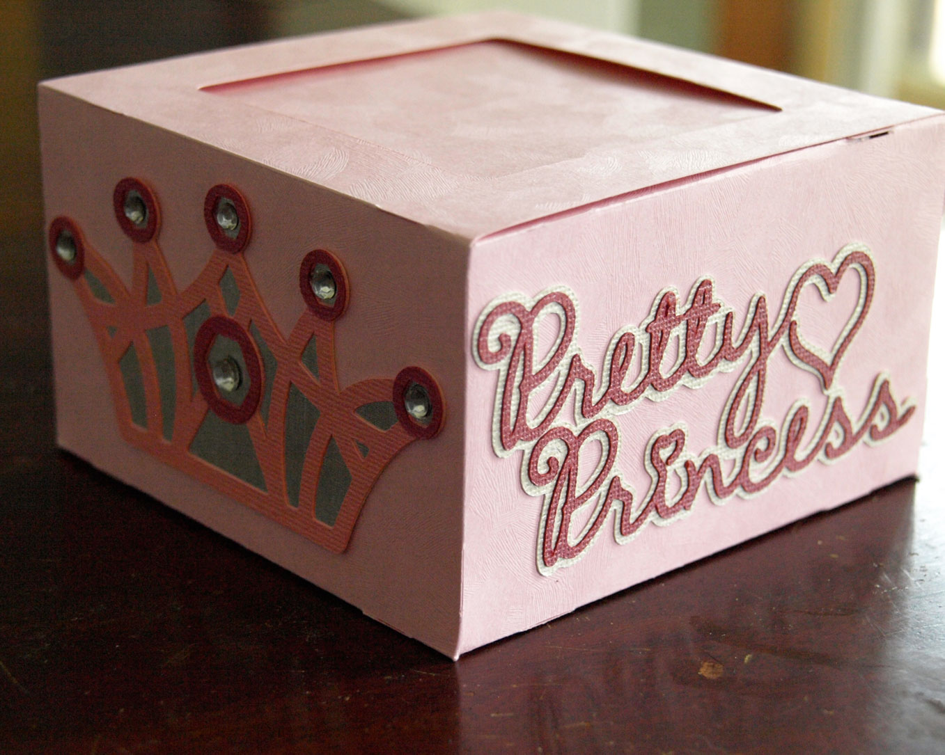 Photobox Party Cricut Lifes A Party Princess Photo Box A Cart A Week
