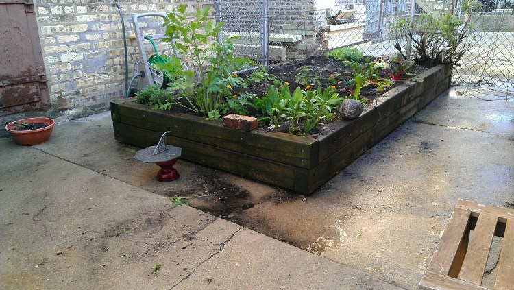 G Is For… Gardening