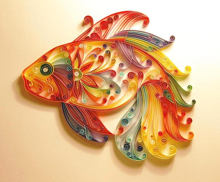Q Is For… Quilling!