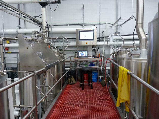 brewing deck