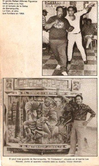 EL LIBRO LA SALSA DE JOSE ARTEAGA 1990 (5/6)