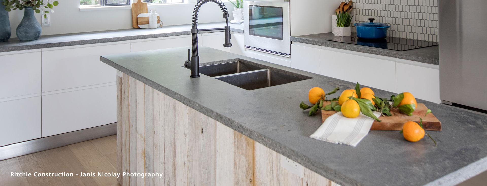 Rugged Concrete 4033 Accent Countertops