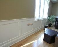 Wainscoting Wall Panels Beadboard Ideas In Rooms, Wood ...