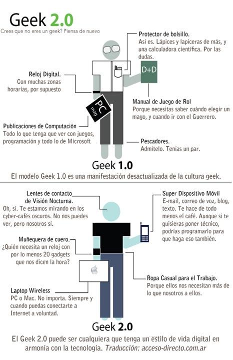 Geek 2.0 en español