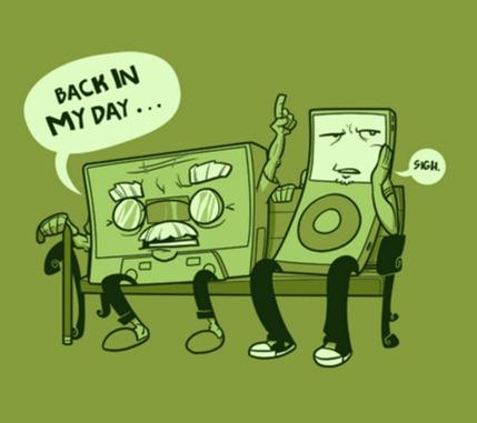 Cassette iPod