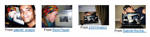 Flickr Infinito