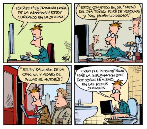 La Vida Privada y las Redes Sociales... ¿Son compatibles? - photo#49