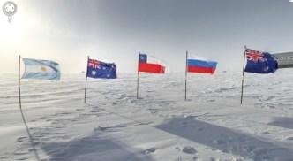 Polo Sur - Google World Wonders