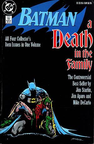Batman: Funeral para un amigo