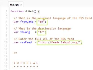Lineas de código