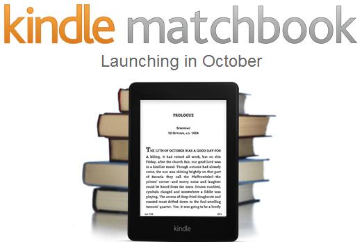 Amazon Matchbook