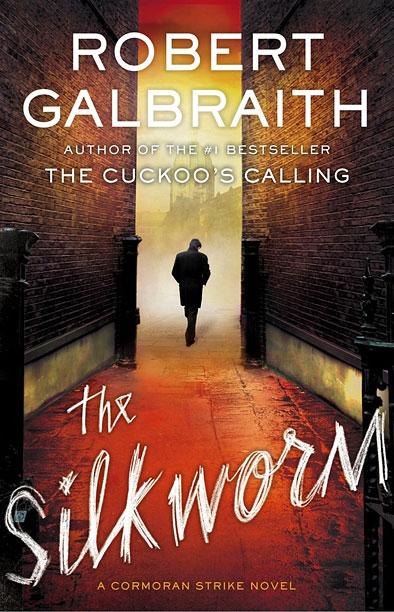 The Silkworm by J.K. Rowling