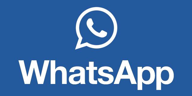 Whatsapp por Facebook