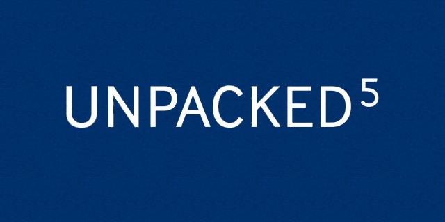 Unpacked promo