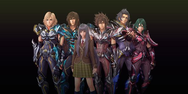 Saint Seiya Legend of Sanctuary personajes