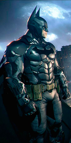 Batman en Arkham Knight