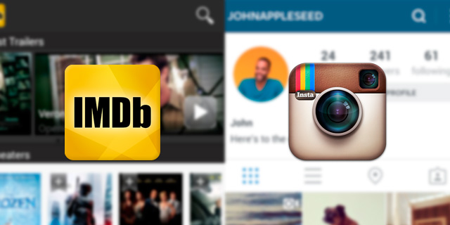 Instagram IMDb