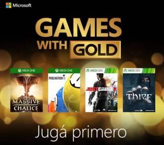 Juegos gratis Xbox Junio 2015