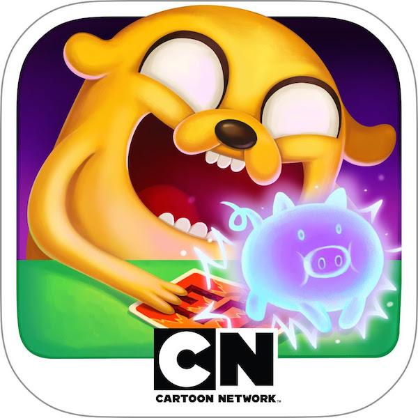 Guerra de Cartas: El Reino ¡nuevo juego de Hora de Aventura y Cartoon Network!